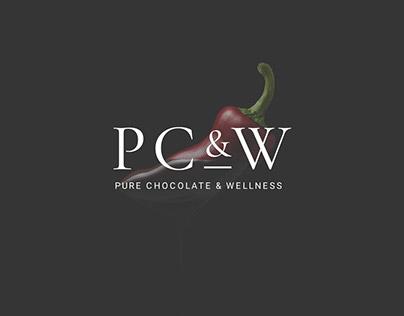 Pure Chocolate & Wellness Website