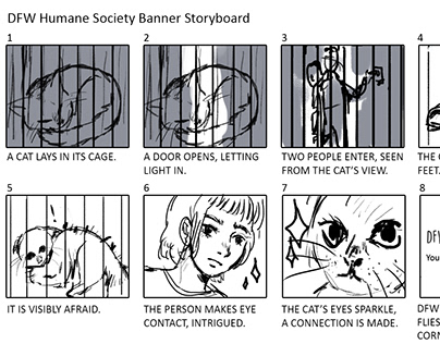 Humane Society Banner Project