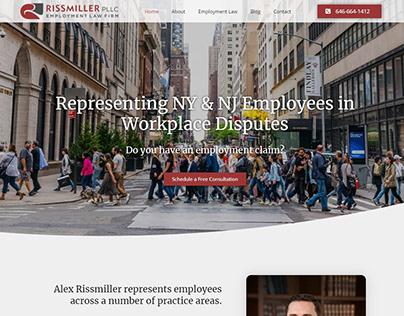 Rissmiller - Attorney Website