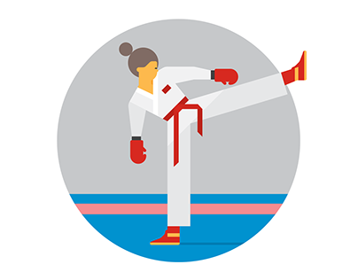 SNCF Sports illustrations