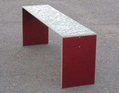 Roking bench