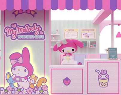 My Melody Wonder Cafe