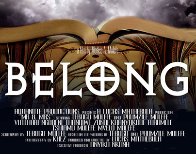 Belong - Poster Design