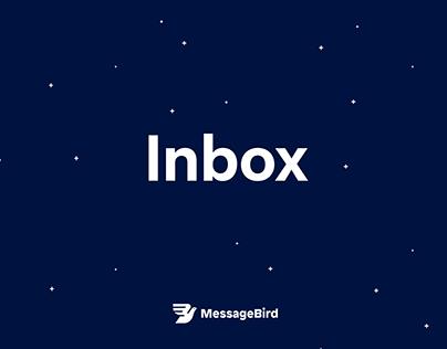 MessageBird – Inbox
