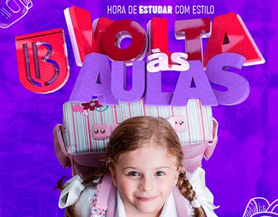 VOLTA ÀS AULAS - 2019.1