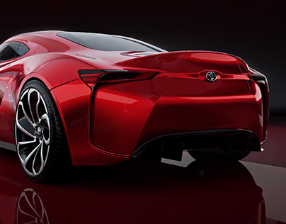 Toyota MR-2 Concept