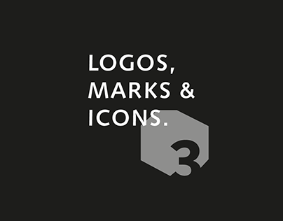 Short collection logos, marks & icons #3