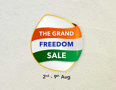 The Grand Freedom Sale