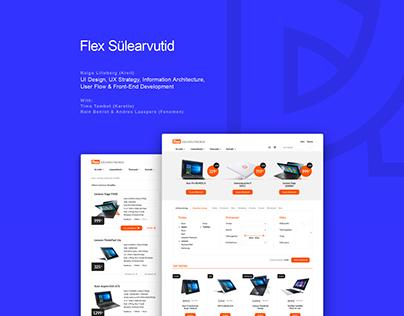 Flex Sülearvutikeskus