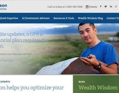 Glass Jacobson web site