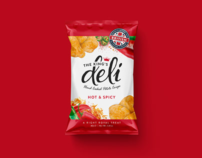 The King's Deli Packaging