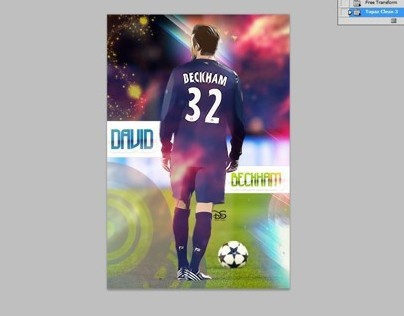 My New Edit For David Beckham ^_^