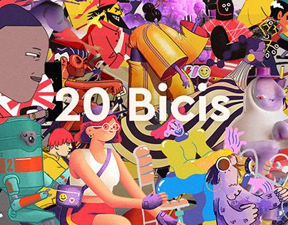 20 Bicis