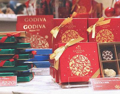 Visual Merchandising | Godiva