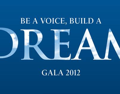 Be A Voice, Build A Dream Gala