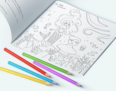 s t o r y l i n e s [mini colouring book]