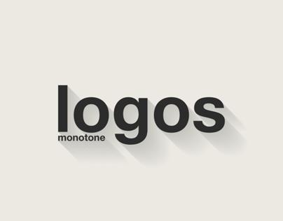 Logos: Monotone