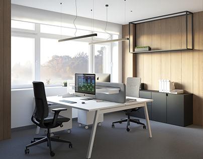 Office nr 2 | interior design