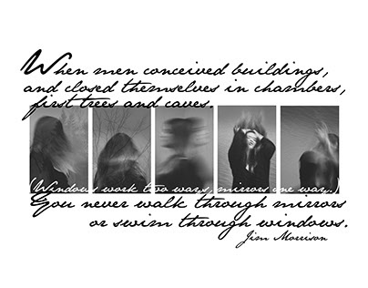 Jim Morrison Poem Poster