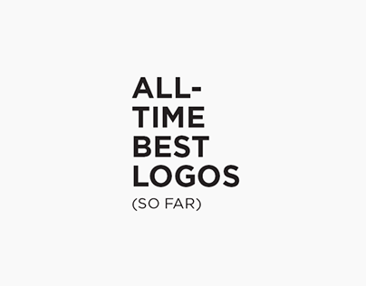 My best logos of all time