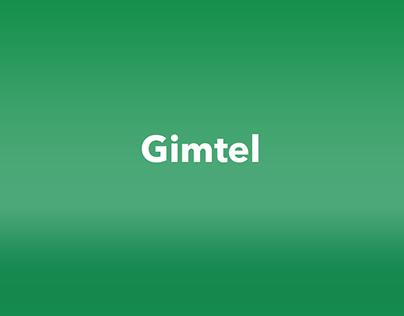 Gimtel Rebranding