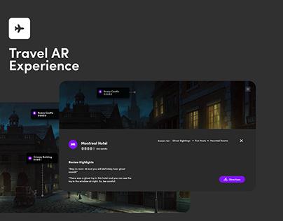 XD DCC: Travel AR Experience