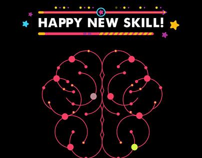 New Year Merch for Skillbox