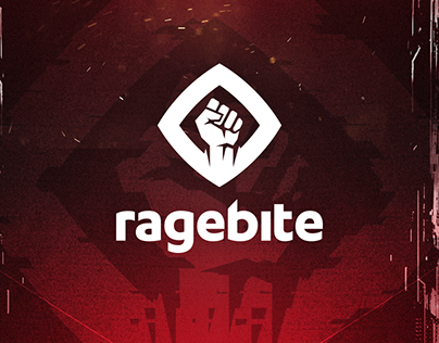 Ragebite | eSports & Gaming studio - Branding/Website