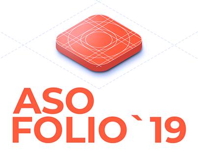 ASOFOLIO`2019 by Pushapp