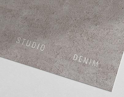 Studio Denim Rebrand