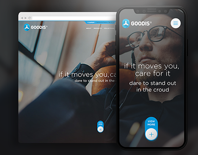 Goodis Website
