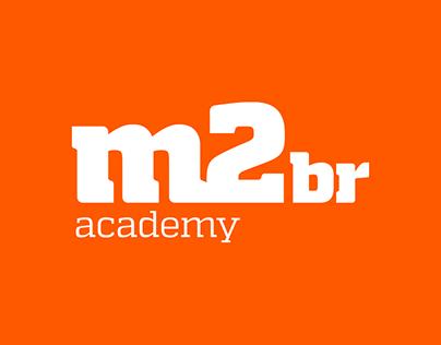 M2BR Academy   Branding
