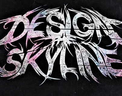 Design The Skyline logo