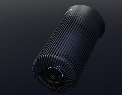Portable Air Purifier - Emotional Performance