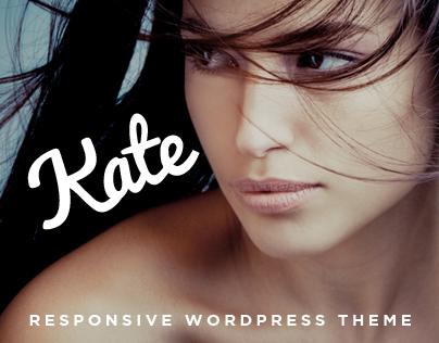 Kate Wordpress Theme