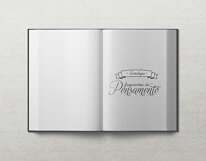 [livro] Diagramação • Fragmentos do pensamento