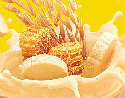3D • New Nestlé Nido GoldenStart • MIDDLE EAST