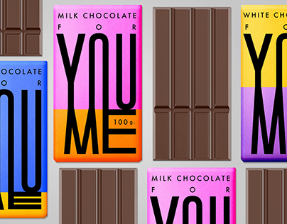 YOU AND ME chocolate