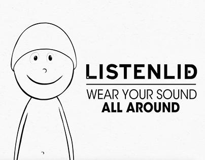 LISTENLID : Animation & Illustration