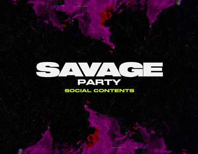 SAVAGE PARTY - two