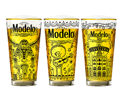 Limited Edition Beer Glasses