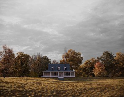 Autumn Architecture Forest