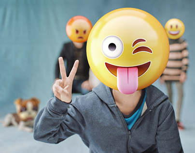 Telenor smiley commercials