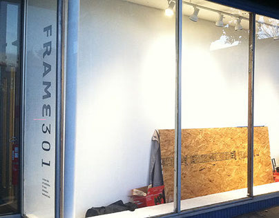 Frame 301 Gallery || Installation-Based Exhibitions