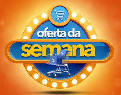 Social Media - Supermercado