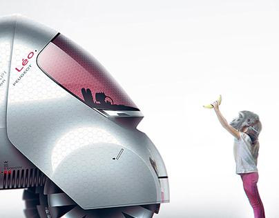TRANSFORMATION : Peugeot design contest for children