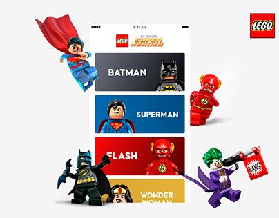 Lego Concept app