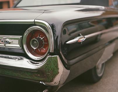Ford Galaxie 500 XL (Kodak Ektar 100, on 120 Film)