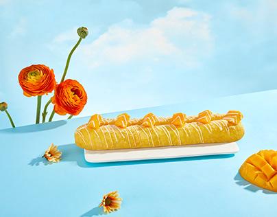 LLC | Mango Drinks & Cakes | Food