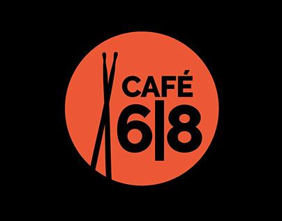CAFE 6|8 - Logo